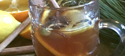 Warming Christmas Mulled Cider Feature Image
