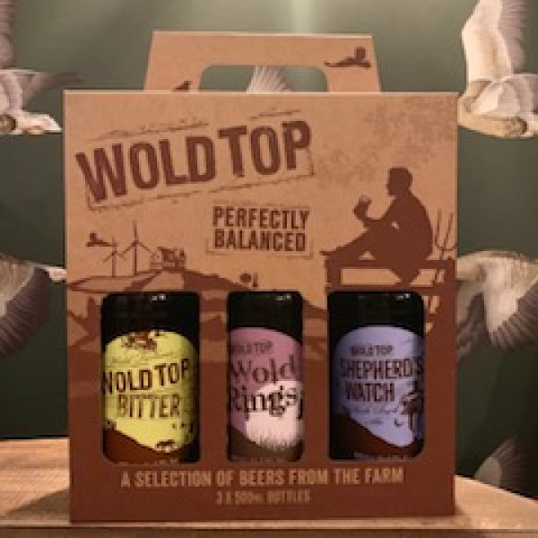 WOLD TOP BREWERY GIFT PACK